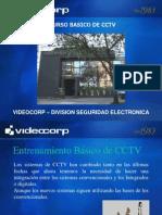 Curso Básico de CCTV Videocorp
