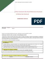 Referências à BE nos Relatórios da IGE