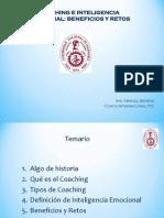 Manuel Benites (Coaching e Inteligencia Emocional)