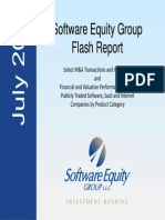 SEG Monthly Flash Report July 2014 Reduced