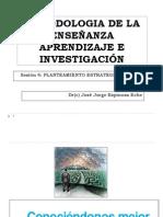 Metodo Ensenanza Sesión 4 PLANIFICACION