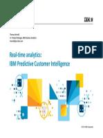 IBM - Z Analitiko Do Vecje Prodaje
