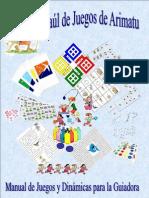 Libro de Juegos y Actividades