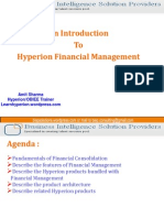 Introduction to HFM