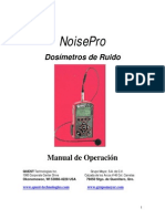 Manual NoisePro