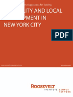 2014 NYC Summer Academy Memos