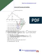 Ejercicios Teorema de Euclides