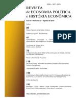 Revista de Economia Política e História Econômica.