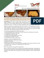 Bob Levin-Yeast Bread & Rolls