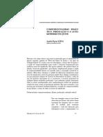 COMPOSICIONALISMO SEMÂNTICO, PREDICAÇÃO E O AUTOMORFISMO DE QUINE