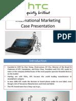 HTC International Marketing 060411