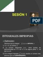 SESION I - II