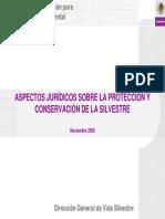 Proteccion y Vida Silvestre Lic. Juana Gonzalez
