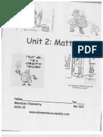 matter packet1