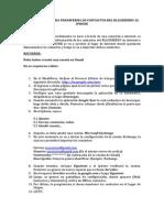 Transferir Contactos BB - iPhone
