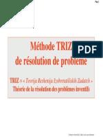 Exemples Triz