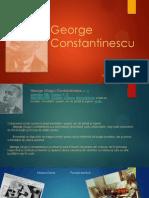 George Constantinescu