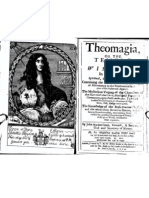 John Heydon - Theomagia