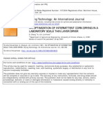 Zhang 2007, An Optimization of Intermittent Corn Drying in a Laboratory Scale Thin Layer Dryer (3)