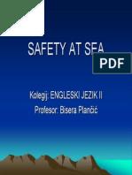 2-13 SAFETY AT SEA