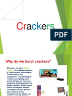Why Do We Burst Crackers?