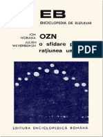 Hobana, Ion & Weverbergh Julien - OZN-O Sfidare Pentru Ratiunea Umana