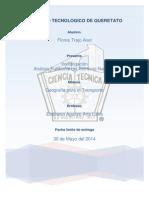 Análisis Funcional del Territorio Nacional