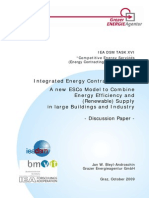 Integrated Energy Contracting