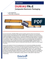 Hermetic Packaging - Ti Composite Electronic Packaging