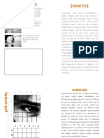 presentation booklet photorealism page 2 page 3 page 4 back cover