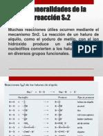 6.9.Generalidades de La Reaccion SN2