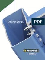Lindapter Edge CS Hollo-Bolt Brochure