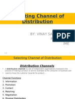 Vinay Channel Considerations Mix