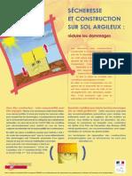 DGALN Plaquette Secheresse Construction Sols Argileux Nov 2004