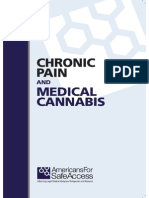 Chronic Pain & Medical Cannabis