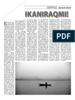¡Kachkaniraqmi! (Oja x Oja 2014-06-02)