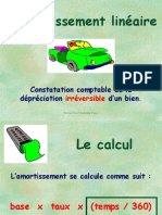 04 Amortissement Lineaire.ppt