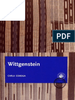 234214748 Wittgenstein Carla Cordua PDF