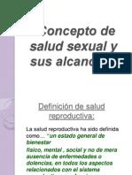 Concepto de Salud Sexual y Sus Alcances - ESI