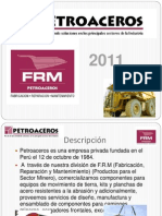 Petroaceros - Presentacion Frm 2011-20abril