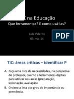 TIC Na Educação-ferramentas_050514