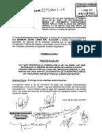 (PL) Prórroga de la supresión del IGV de pasajes aéreos desde y hacia Iquitos a pasajeros