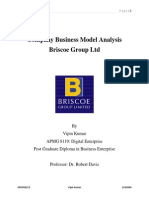 Business Model Analysis Briscoes Group (1)