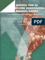L6_La disputa por la construcción democrática en América Latina