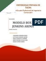Modelo Arima