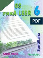 Textos Para Leer 6