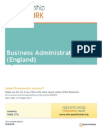 Business Administration (England) FR03053 15