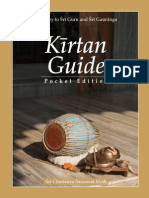Pocket Kirtan