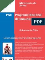 Programas de Salud (PNI)