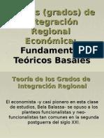 Integración Regional Económica (Concepto)